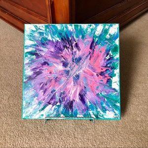 Original Abstract Canvas Painting Modern Art